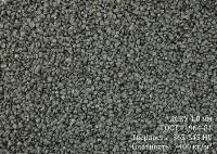 Дробь стальная колотая улучшенная - один из видов технических дробей для дробеструйной и дробеметной обработки и очистки поверхностей. Фото дроби типа ДСКУ 1,0 мм по ГОСТ 11964-81 (дроби из стали улучшенной колотой)