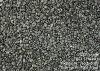 Дробь стальная колотая улучшенная - один из видов технических дробей для дробеструйной и дробеметной обработки и очистки поверхностей. Фото дроби типа ДСКУ 1,8 мм по ГОСТ 11964-81 (дроби из стали улучшенной колотой)