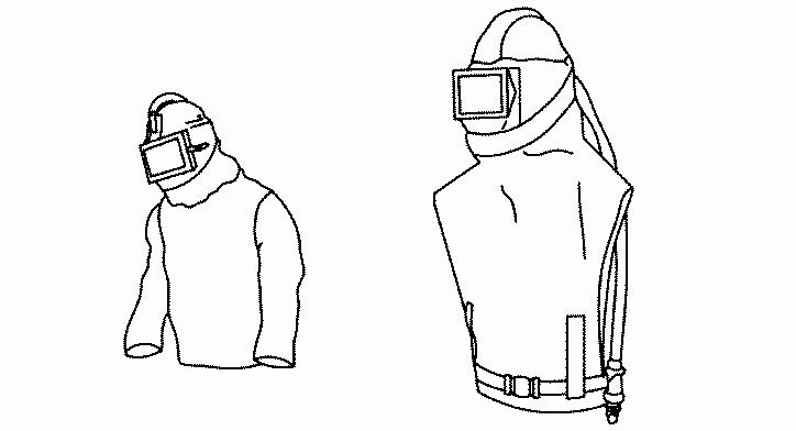 Рисунок А.1 - Примеры спецодежды для пескоструйных работ типа 2