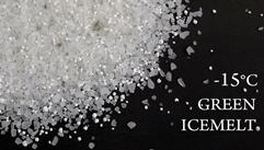 Хлористый натрий (NaCl) и хлористый кальций (CaCl2) в смеси АЙСМЕЛТ GREEN
