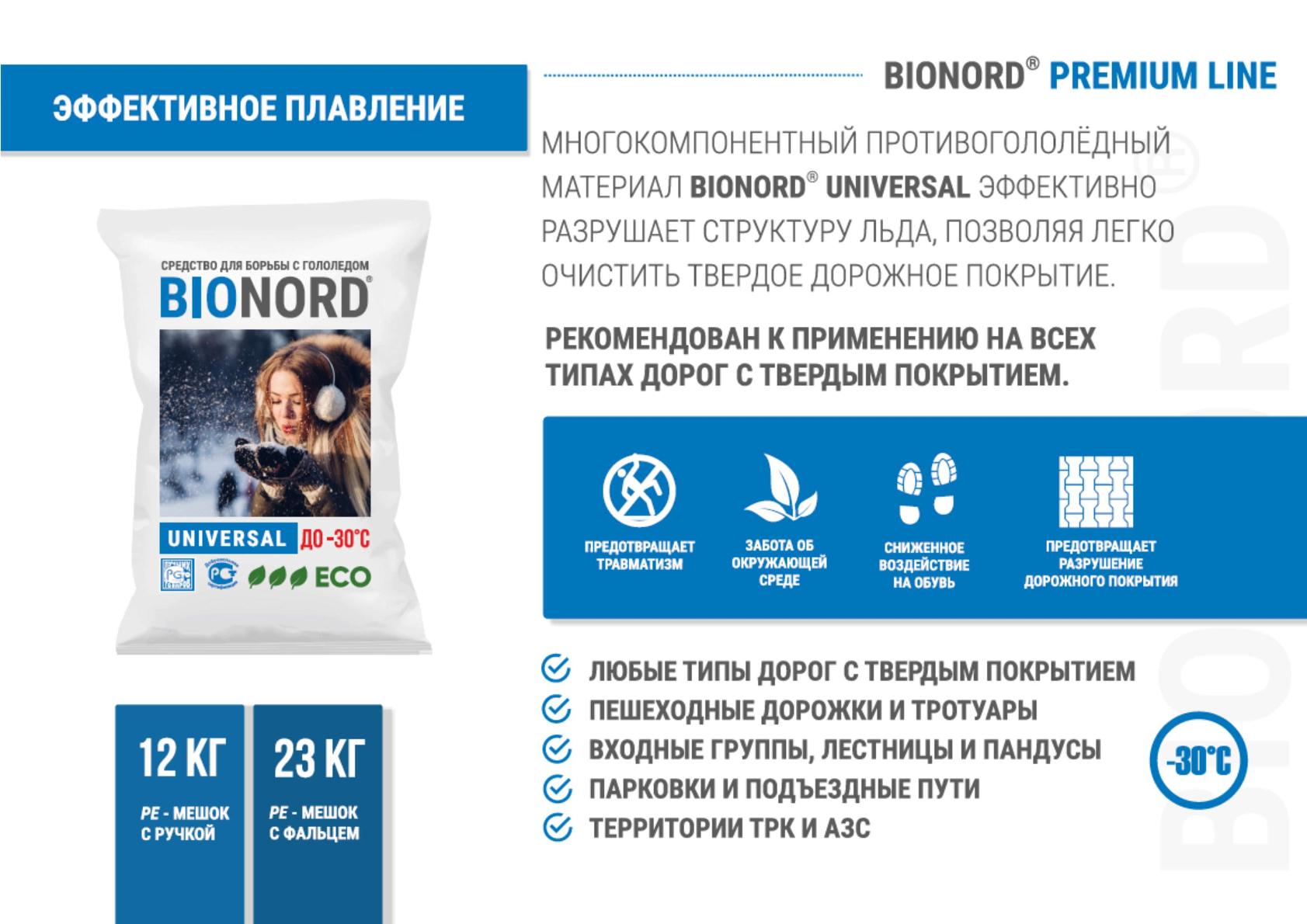 BIONORD UNIVERSAL - BIONORD® Premium Line