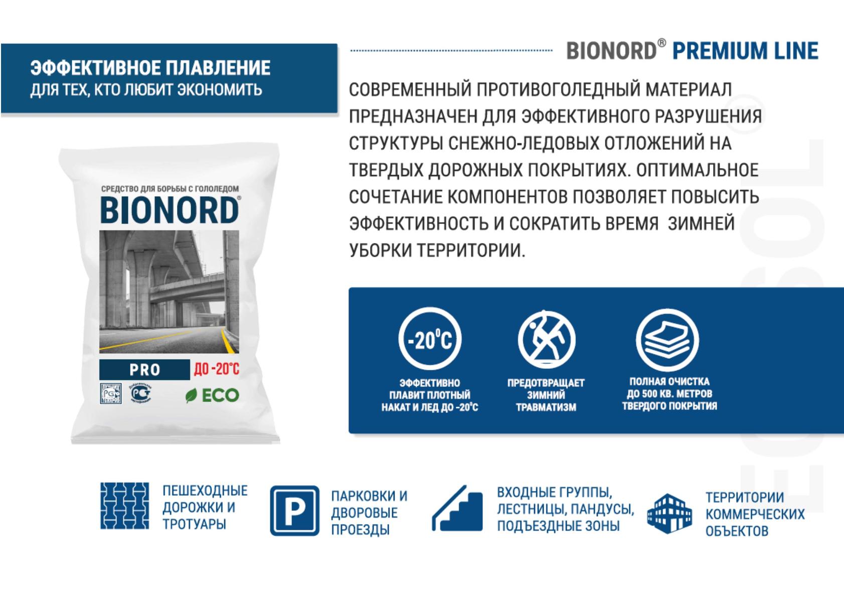 BIONORD PRO - BIONORD® Premium Line