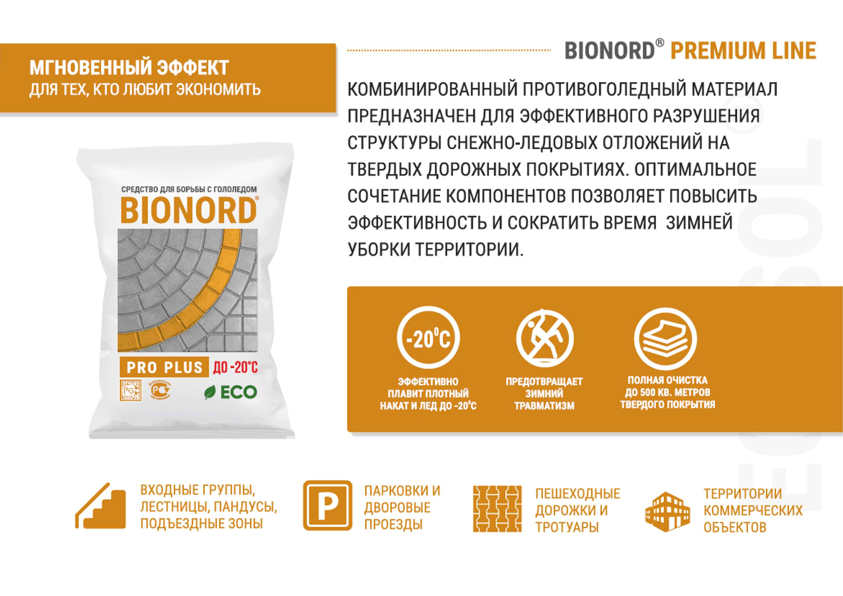 BIONORD PRO PLUS BIONORD® - Premium Line