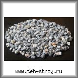 Крошка кварцевая каменная дымчатая серая 5,0-10,0 - МКР 1 т
