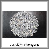 Крошка кварцевая каменная дымчатая серая 5,0-10,0 - мешок 25 кг