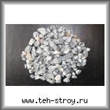 Крошка кварцевая каменная дымчатая серая 10,0-20,0 - мешок 25 кг