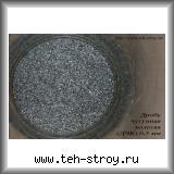 Дробь чугунная колотая ДЧК 0,5 по 20 кг ведро