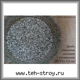 Дробь стальная колотая улучшенная ДСКУ 1,0 в упаковке по 20 кг (ведро)