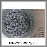 Дробь стальная литая улучшенная ДСЛУ 1,8 по 25 кг мешок