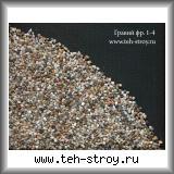 Рассев из гравия мытого 3-10 1,0-4,0 по 25 кг мешок