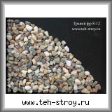 Рассев из гравия мытого 3-10 8,0-12,0 по 25 кг мешок