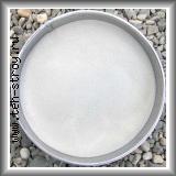 Высококачественный окатанный кварцевый песок 0,1-0,2 (2К1О3016) в упаковке по 25 кг (мешок)