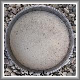 Кварцевый песок окатанный 0,63-1,2 по 25 кг мешок