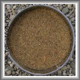 Окатанный кварцевый песок 0,8-2,0 по 1 т МКР