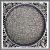 Кварцевый песок окатанный 0,8-2,0 по 25 кг мешок