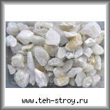 Кварцевый щебень (крошка жильного кварца МКО) 10,0-20,0 в упаковке по 1 т (МКР)