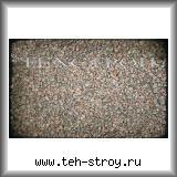 Серо-красная каменная крошка гранита 2,0-5,0 по 25 кг мешок