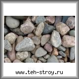 Гравий гранитный 20,0-40,0 в упаковке по 1 т (МКР)